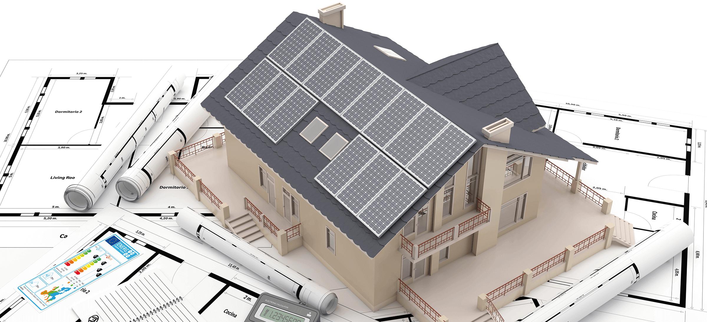 Architecten zonnepanelen slider