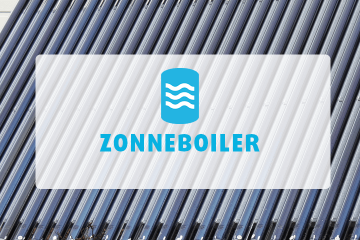 Zonneboilers