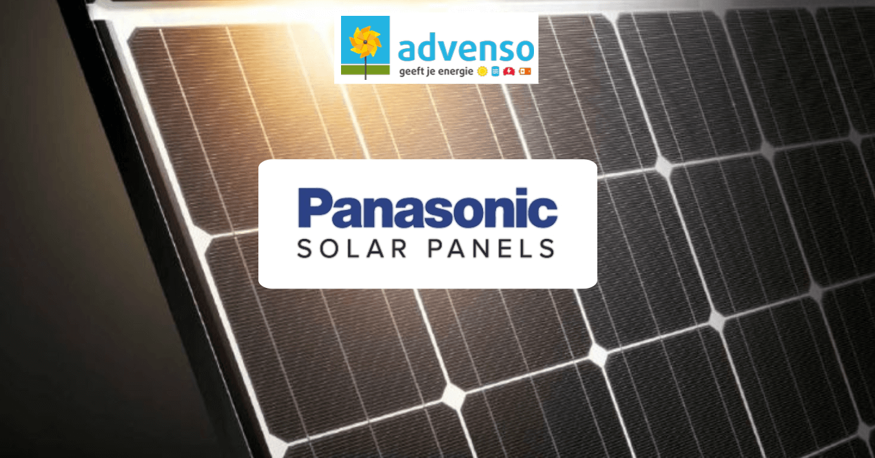 Panasonic zonnepanelen - Advenso