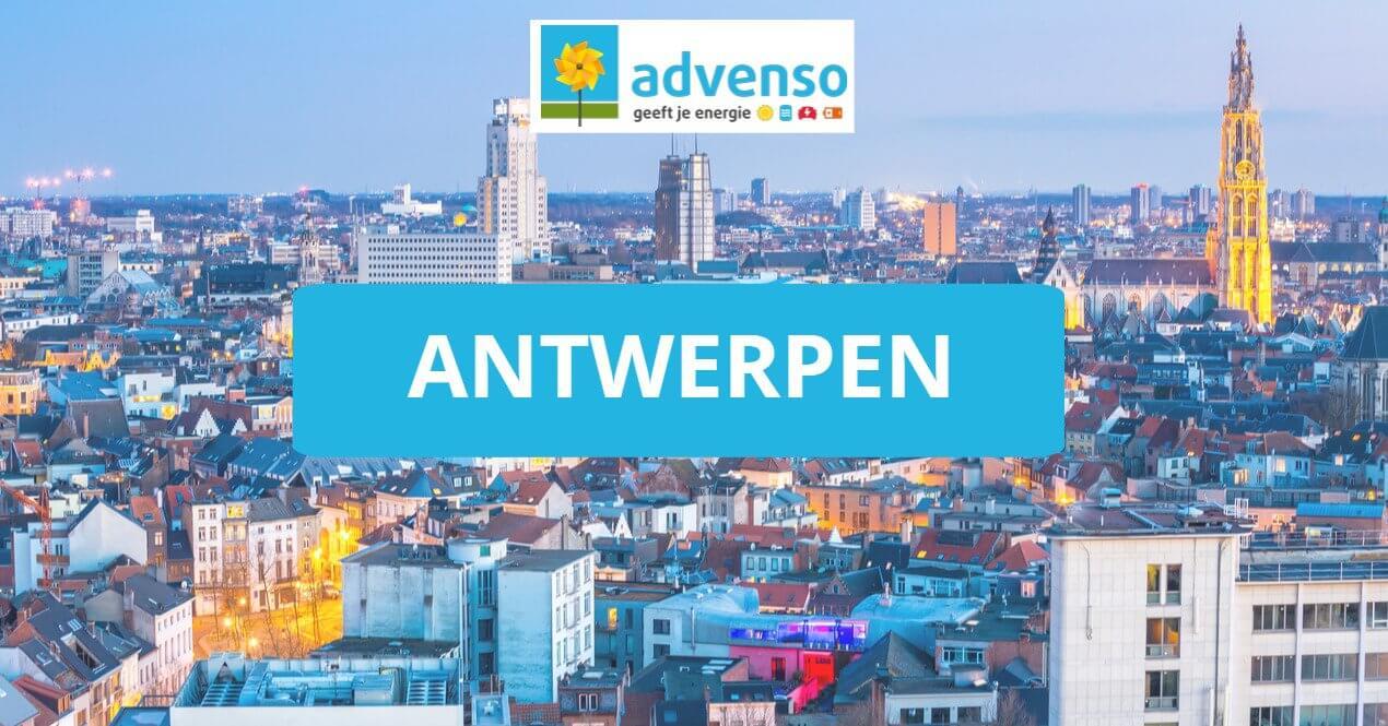 Zonnepanelen in Antwerpen