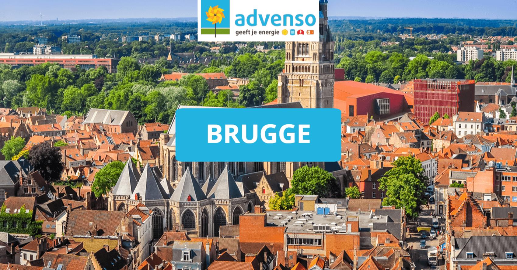 Zonnepanelen in Brugge
