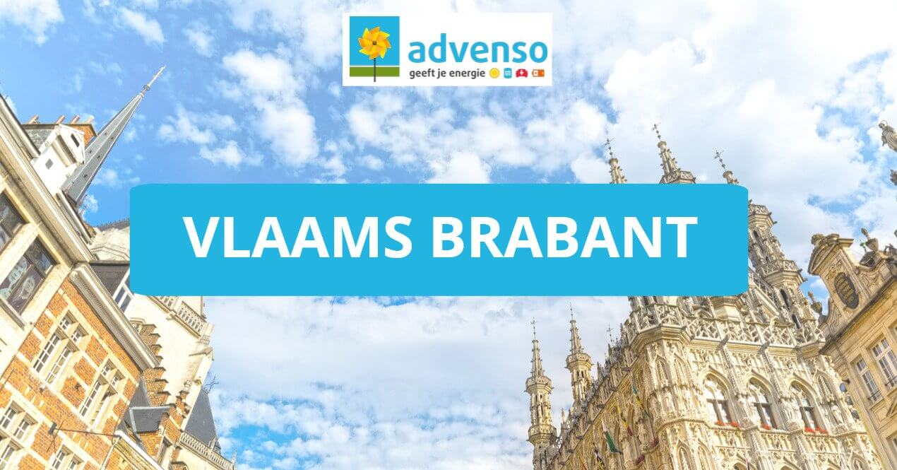 Zonnepanelen in Vlaams Brabant