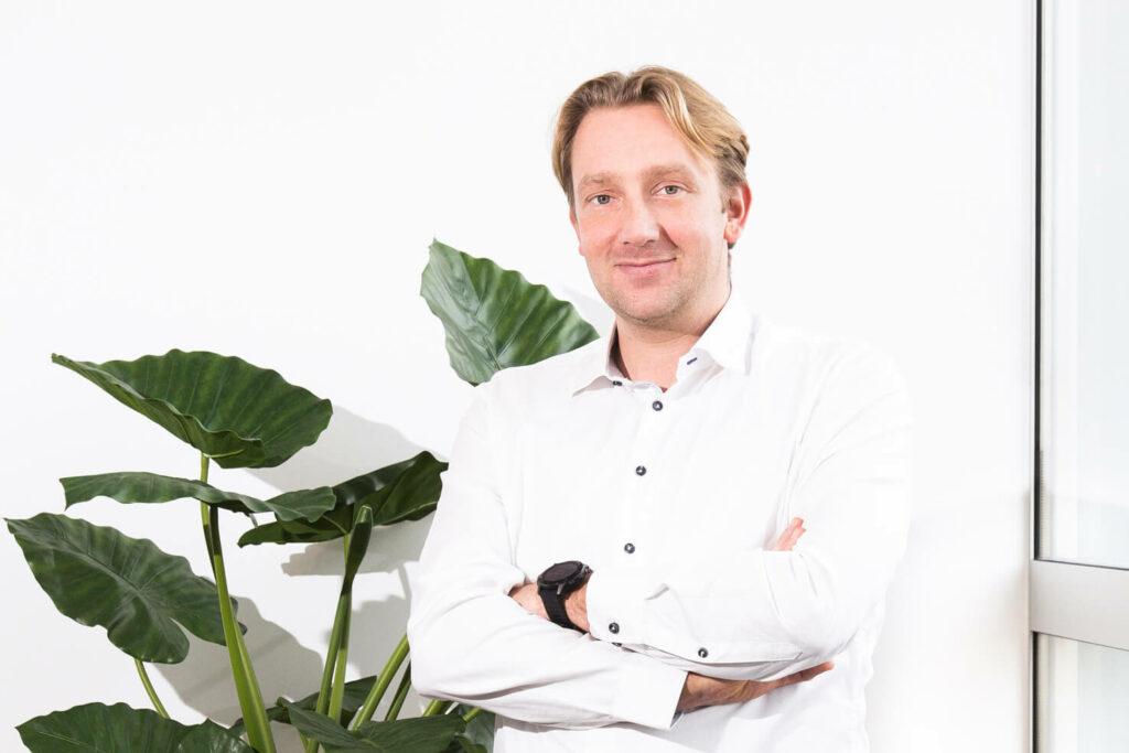Ludovic Vigneron - CEO van Advenso - Advenso Zonnepanelen en Energieoplossingen